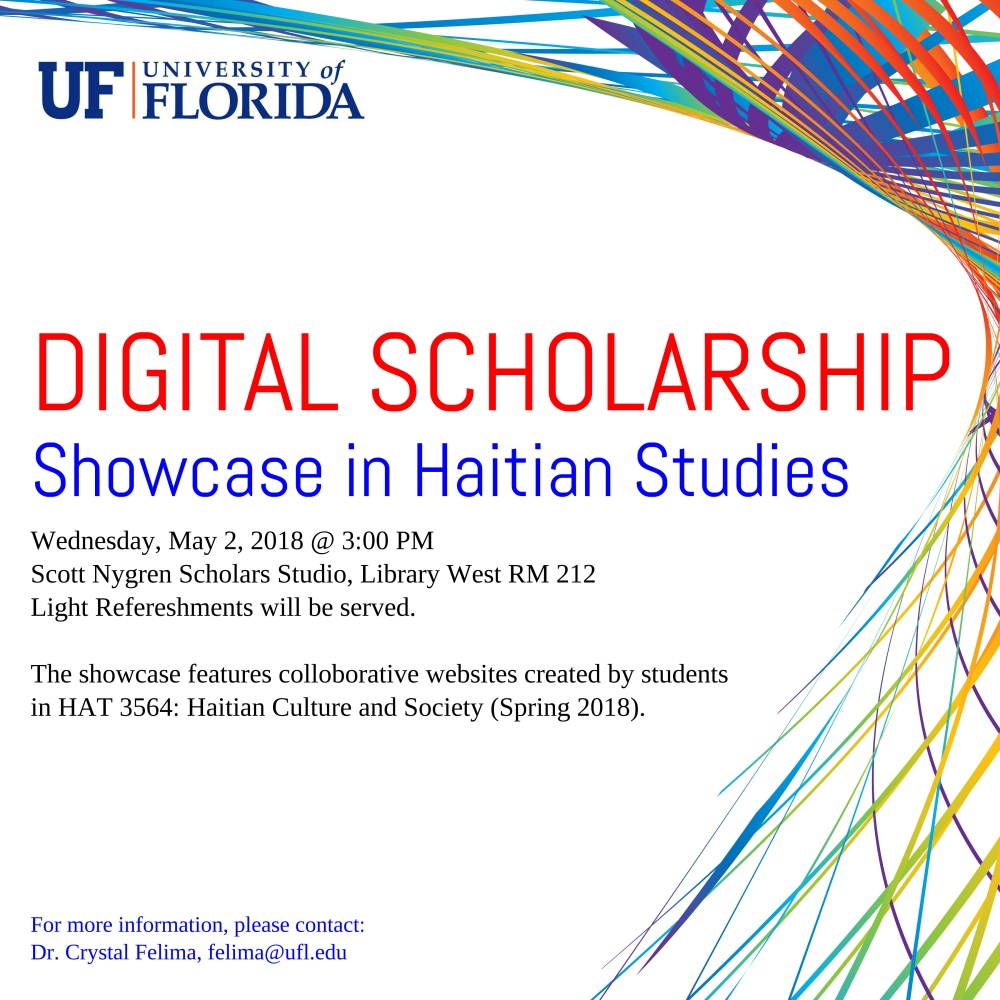 Digital Scholarship Showcase in Haitian Studies (003)
